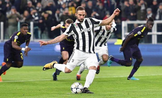 Juventus-Tottenham (Ansa)