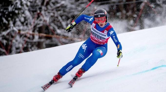 Olimpiadi invernali 2018, è il giorno di Sofia Goggia (foto Ansa)