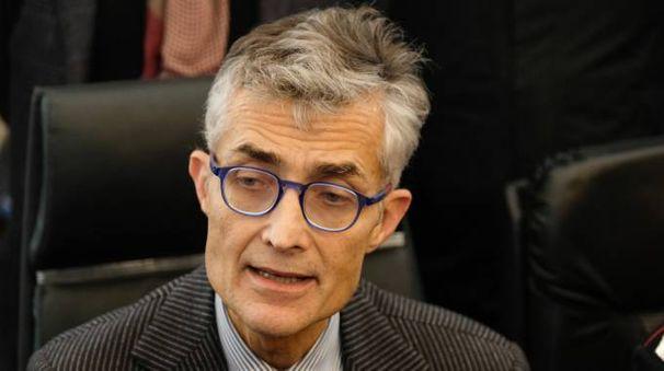 Il procuratore capo Giuseppe Amato