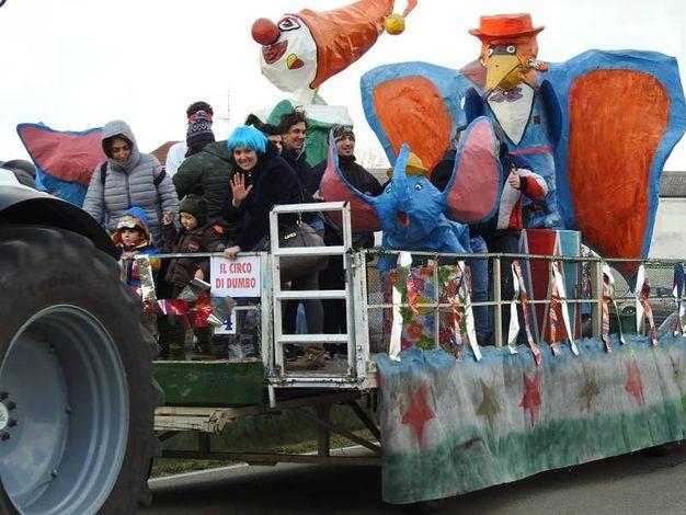 La tradizionale sfilata (Scardovi)