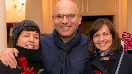 Il direttore artistico Alfredo Sorichetti (foto De Marco)