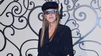 Anna Dello Russo, fashion 'maniaca' (Abacapress)
