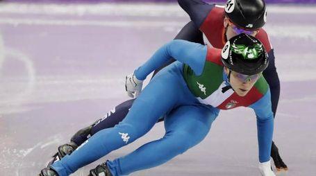 Olimpiadi invernali 2018, Arianna Fontana (Ansa)