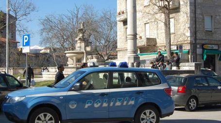 Blocco della polizia