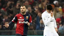 Pandev segna all'Inter (Lapresse)