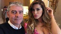 Aida Yespica e Maurizio Gerosa (Foto Instagram)