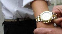 Rapina per ottenere un Rolex