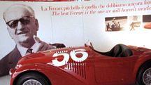 Enzo Ferrari è nato a Modena  il 18 febbraio del 1898