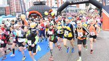 Maratonina di Scandicci (foto Regalami un sorriso onlus)