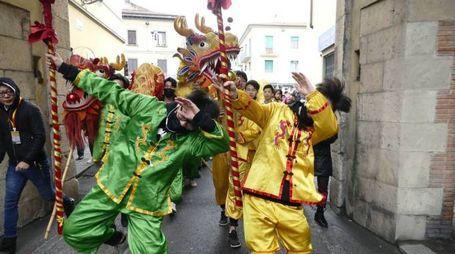 Capodanno cinese (foto Attalmi)