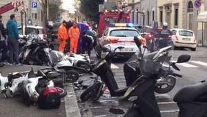 L'incidente in via Beato Angelico