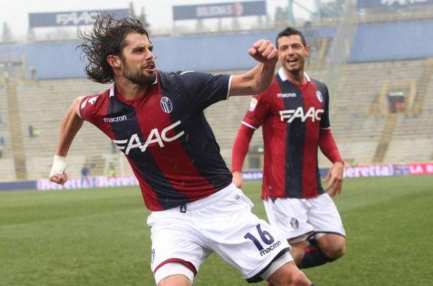 Bologna-Sassuolo 1-0, Poli (Ansa)