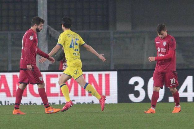 Chievo-Cagliari 2-0, Inglese (Ansa)