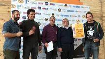 Premiazione del birrificio Mukkeller (foto Girelli)