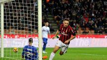Il gol-partita di Bonaventura