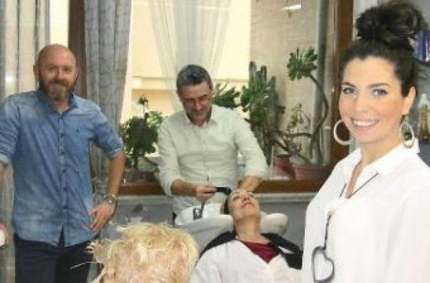 Lo staff di Unique a San Vincenzo
