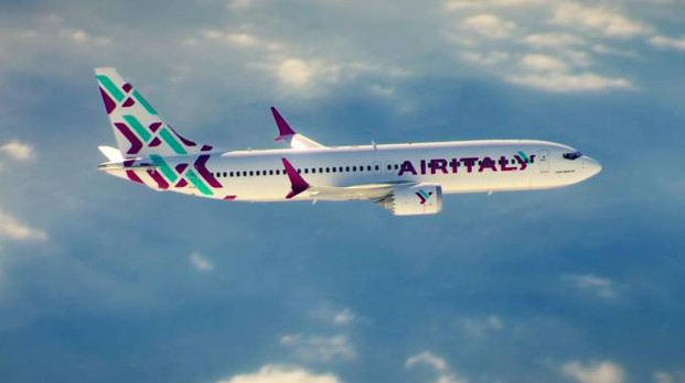 Aereo Air Italy