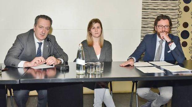 Claudio Casartelli,  Erika Corti    e Andrea Camesasca