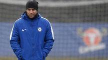 Antonio Conte, allenatore del Chelsea (Ansa)