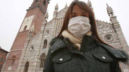 Monza città inquinata