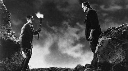 Una scena del film 'Frankenstein' (1931) – Foto: Universal Pictures