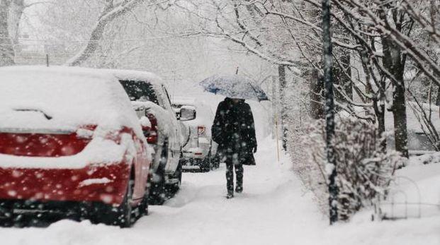 Previsioni meteo, arriva la neve. Aria gelida dalla Siberia (foto archivio iStock)