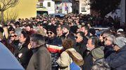 Funerali Francesca Citi (foto Novi)