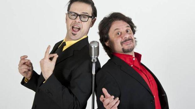 Lillo e Greg giovedì 22 febbraio al teatro Diego Fabbri di Forlì
