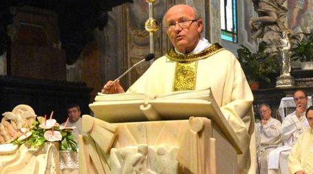 Monsignor Luigi Panighetti (Newpress)