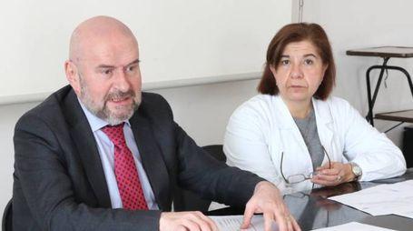 Callisto Bravi e Brunella Mazzei