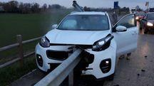 Il tremendo incidente a Canaro