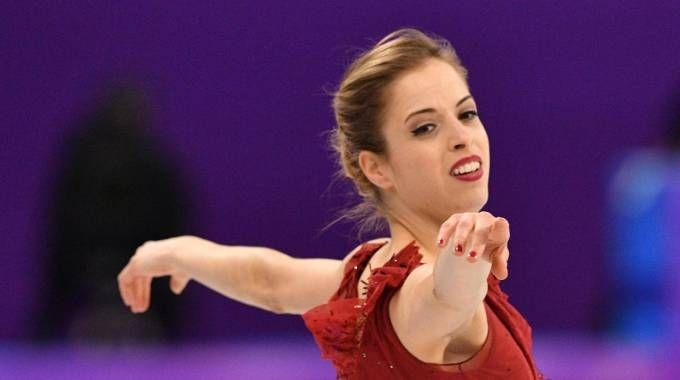Carolina Kostner (Lapresse)