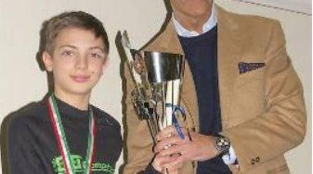 Francesco Perfetti premiato