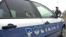 Una volante dell'amore polizia
