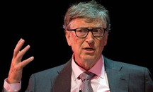 Bill Gates – Foto: AFP PHOTO/JUSTIN TALLIS/LaPresse