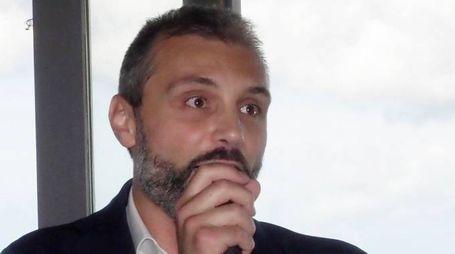 L'assessore di Podenzana, Marco Pinelli