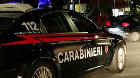 La donna è andata subito a fare denuncia ai carabinieri fornendo la targa del mezzo