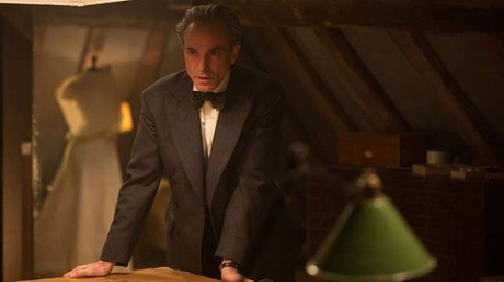 Una scena del film 'Il filo nascosto' – Foto: Laurie Sparham/Focus Features