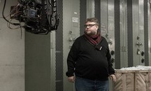 Guillermo Del Toro sul set di 'La forma dell'acqua' – Foto: Sophie Giraud/Fox Searchlight