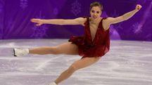 Olimpiadi invernali 2018, Carolina Kostner (Lapresse)