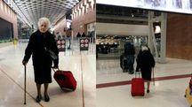 Nonna Irma si imbarca per il Kenya