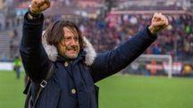 Salvatore Caiata, presidente del Potenza Calcio, che milita in Serie D