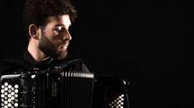 """Stefano Sponta con la sua fisarmonica il 28 marzo per """"Ascoli Musiche"""""""