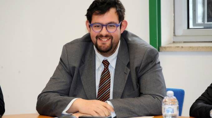 Marco Ascari  in Comune a San Vittore