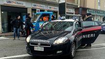 L'arrivo dei carabinieri (FotoPrint)