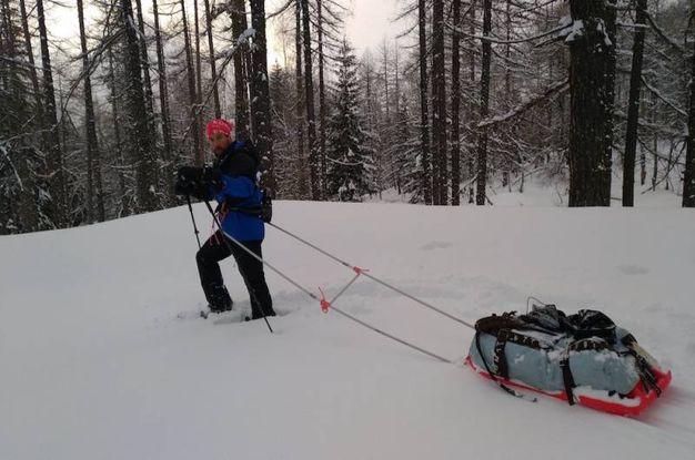 Max Marta lala Iditarod