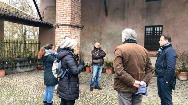 Ufficio Moderno Della Lombardia Pavia : Certosa di pavia il molino si apre ai tour cronaca ilgiorno.it