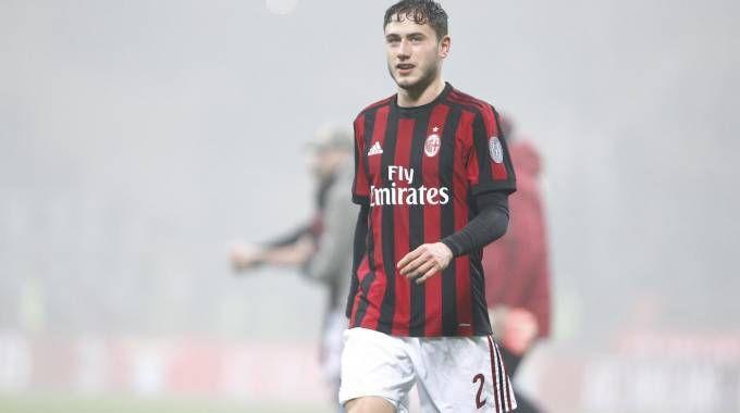 Davide Calabria torna titolare