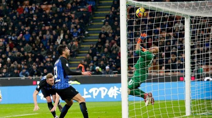 Inter-Benevento (Ansa)