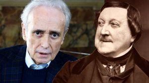 José Carreras e Gioachino Rossini